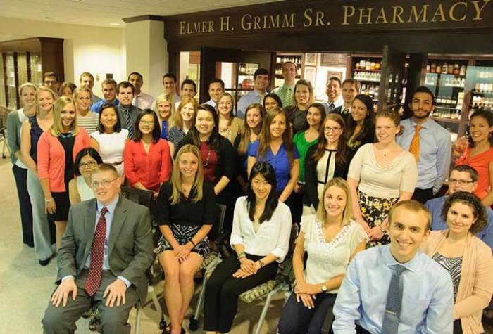 2014-2015 Residents