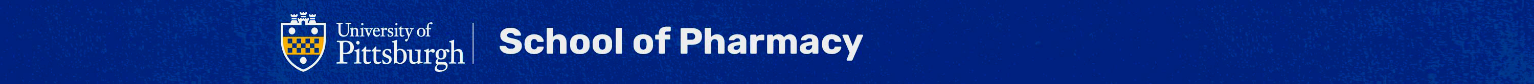 Pitt Pharmacy Header Graphic