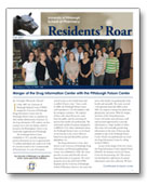 Picture of the front of the Residents' Roar
