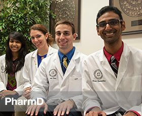 PharmD Program Link